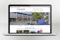 Website der Universität Koblenz Landau