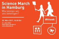 Science March Hamburg